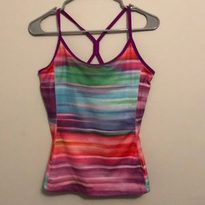 old navy active tank top L